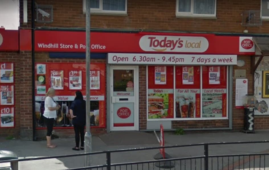 Windhill Road Post Office