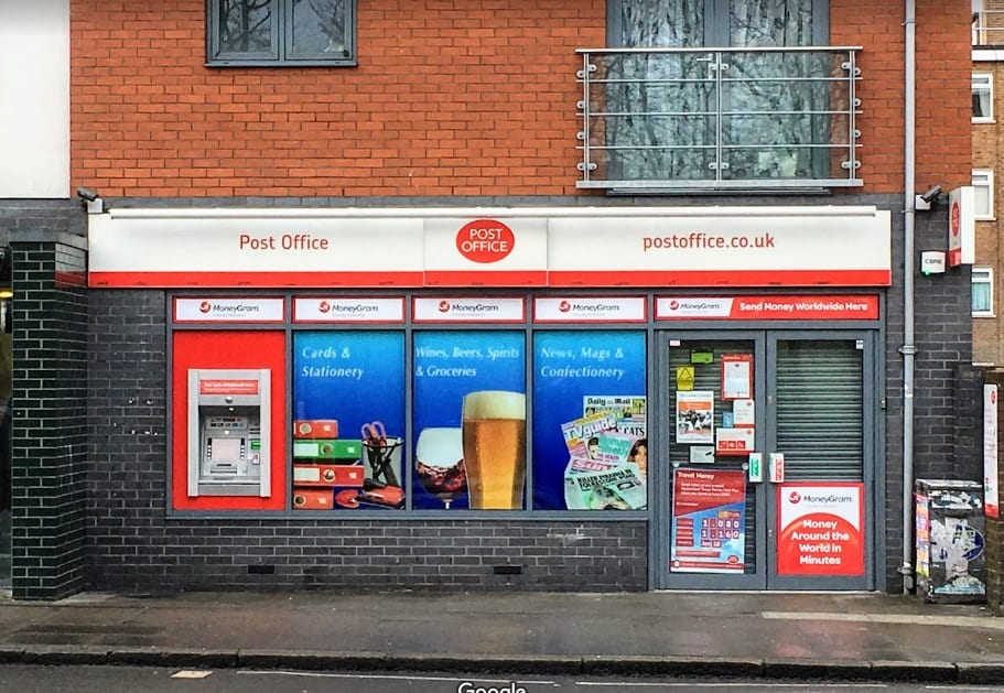 Mile End Post Office