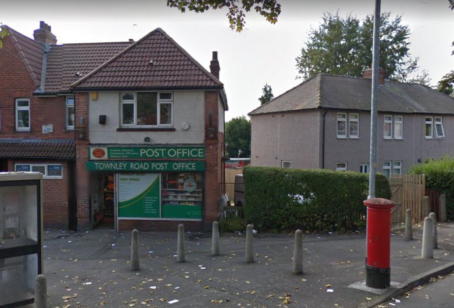Townley Road Post Office