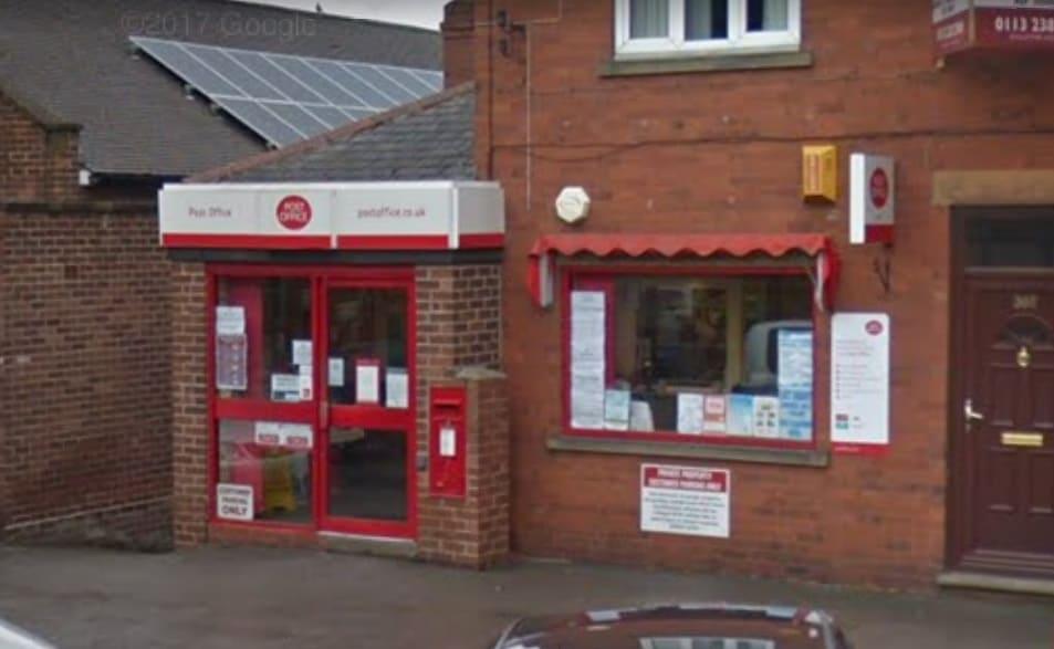 Sandal Post Office