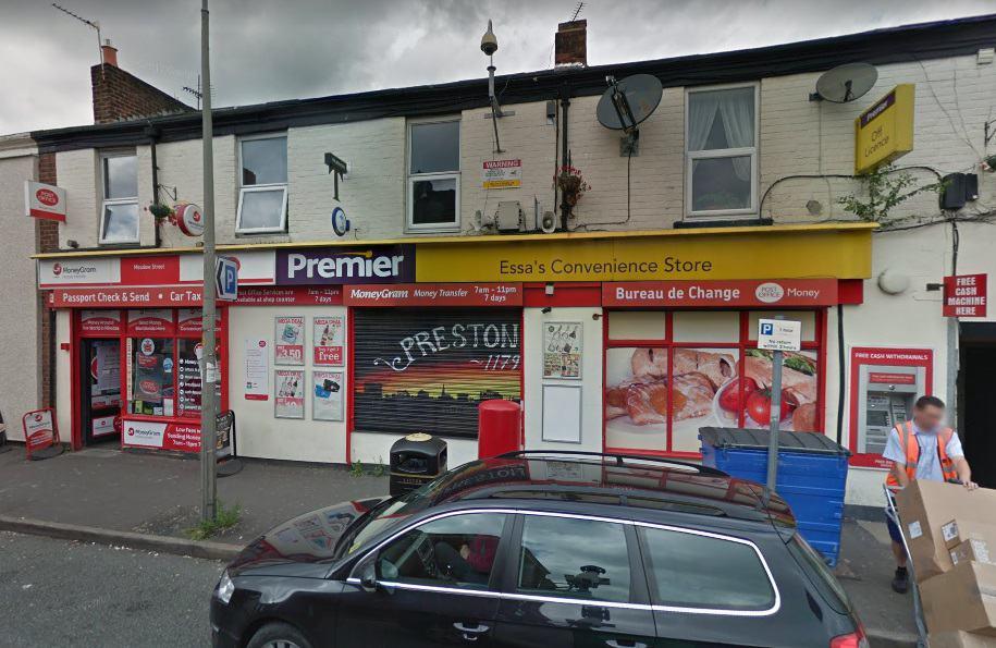 Meadow Street Post Office
