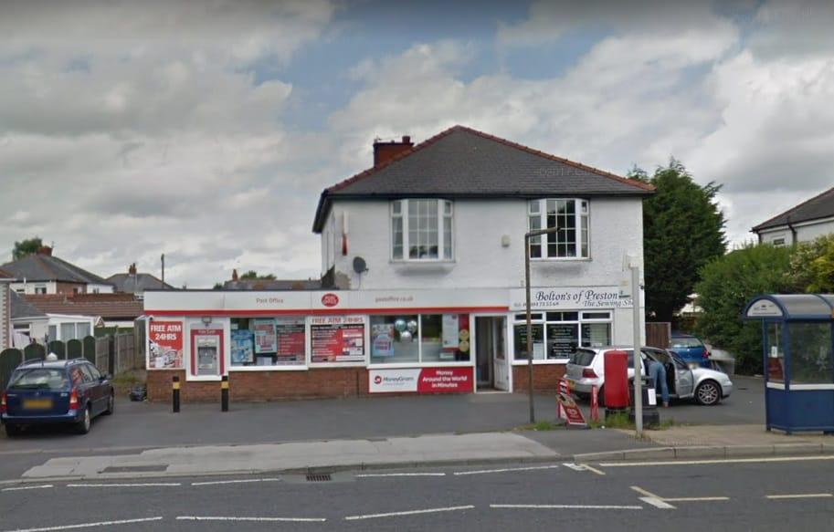 Blackpool Road Post Office