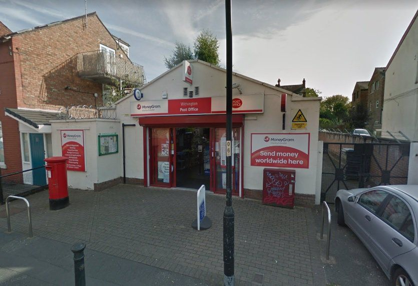 Withington Post Office