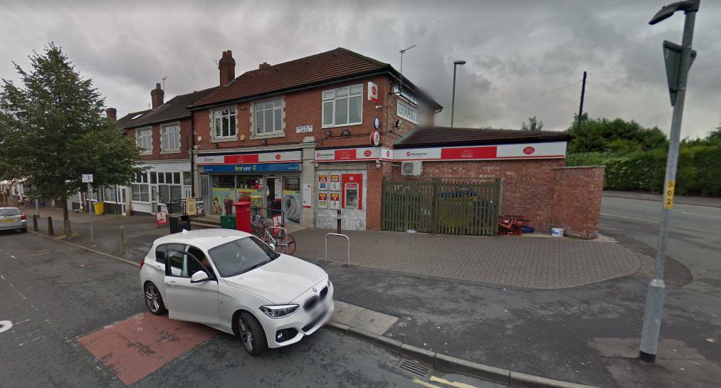 Egerton Road South Post Office
