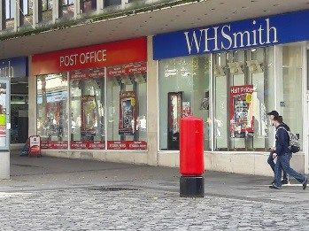 Plymouth Post Office