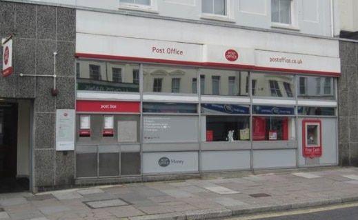 Mutley Post Office