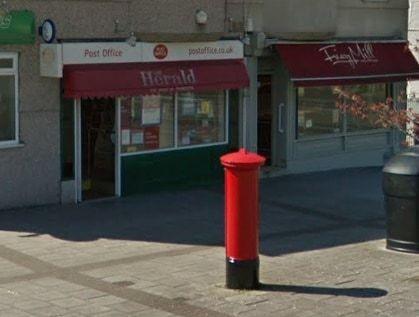 Efford Road Post Office
