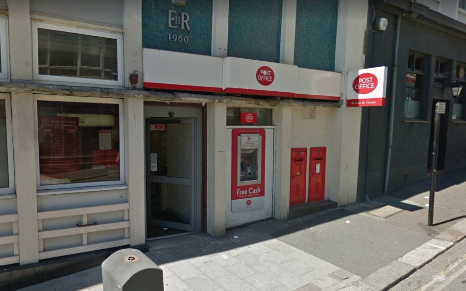 St Leonards-on-Sea Post Office