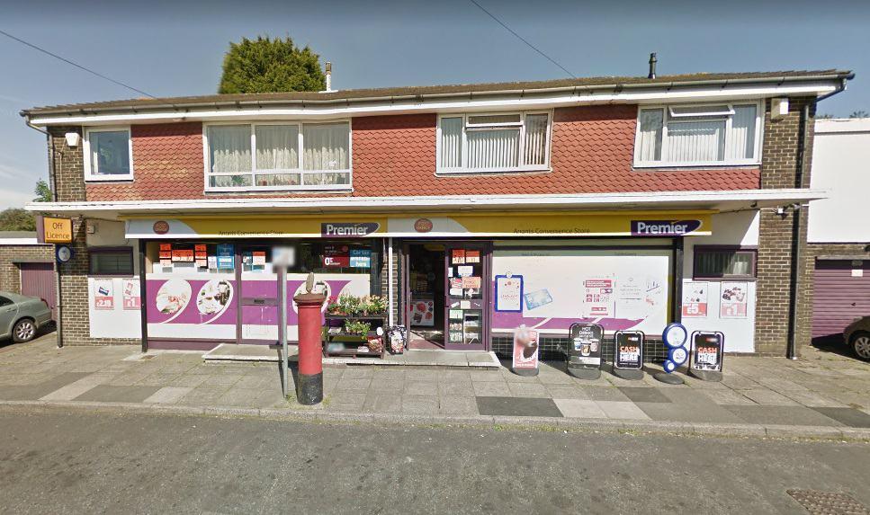 Baldslow Post Office
