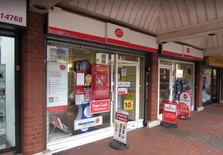 Bedminster Parade Post Office