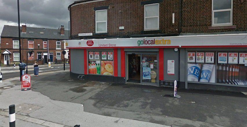 Shoreham Street Post Office