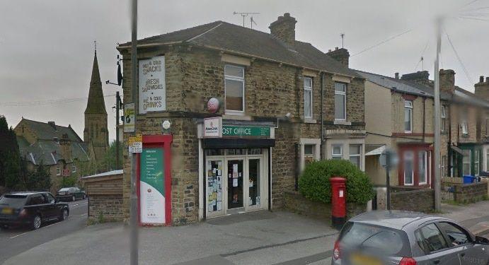 City Road Post Office