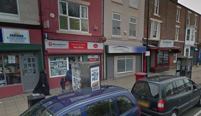 Ellesmere Road Post Office
