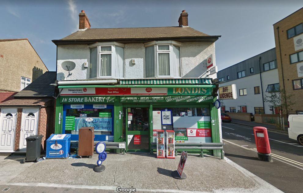 Billet Road Post Office