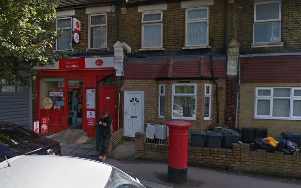 Higham Hill Post Office