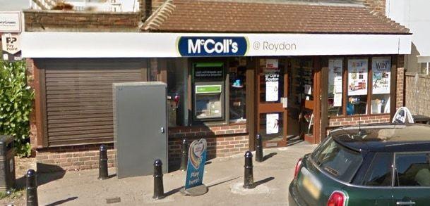 Roydon Post Office