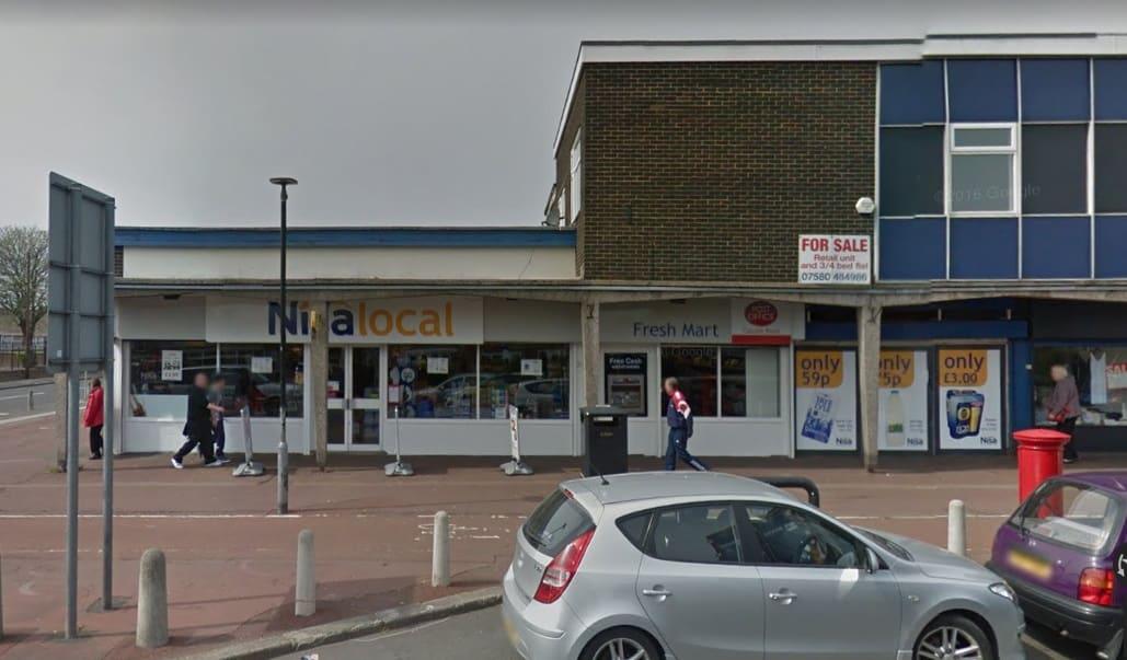 Catcote Road Post Office