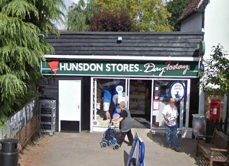 Hunsdon Post Office