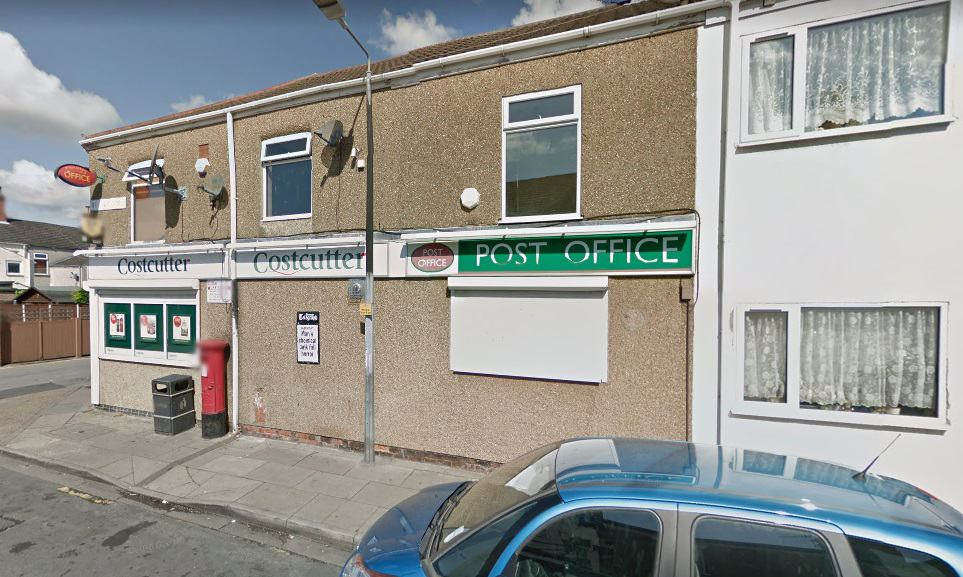 Ripon Street Post Office