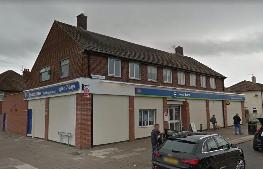 Cambridge Road Post Office