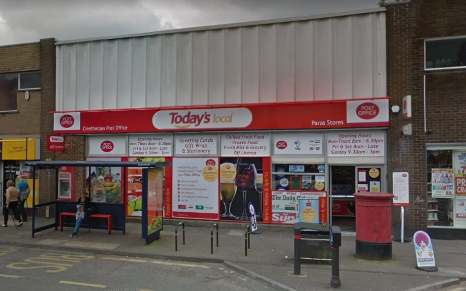 Cleethorpes Post Office