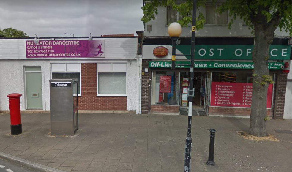 Attleborough Post Office