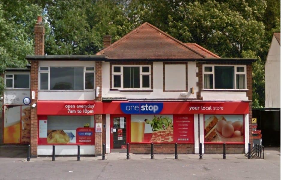 Higham Lane Post Office