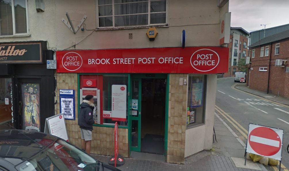 Brook Street Post Office