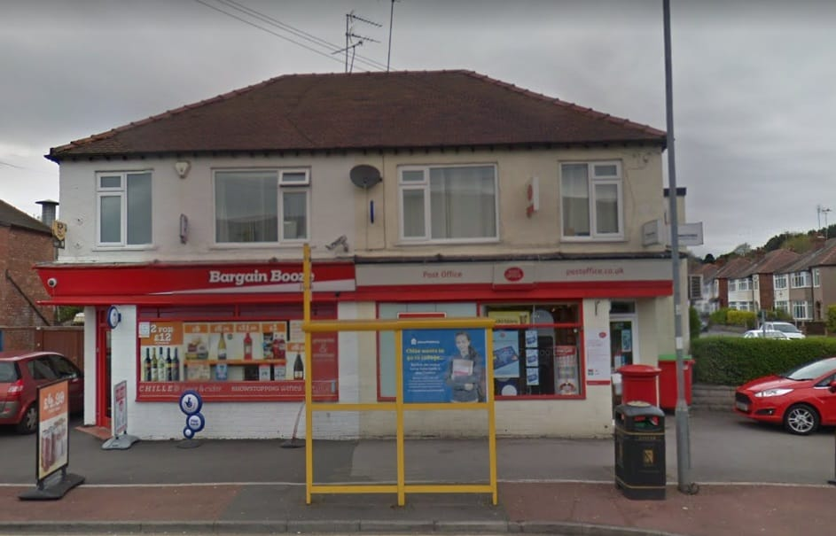The Bache Post Office