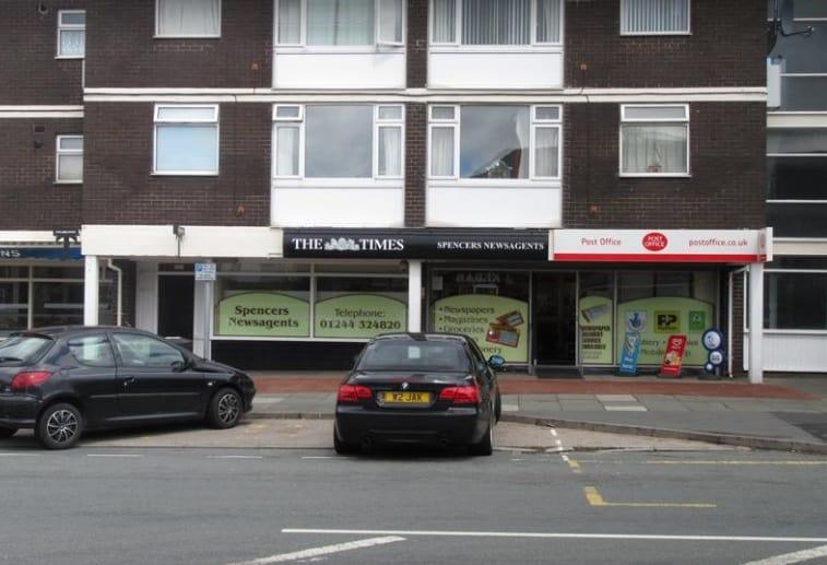 Boughton Post Office
