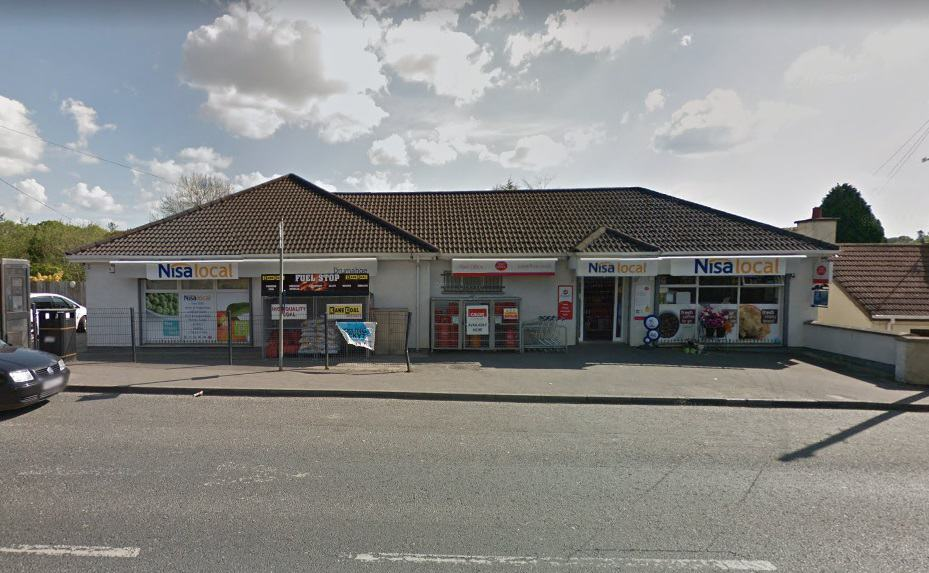 Drumahoe Post Office