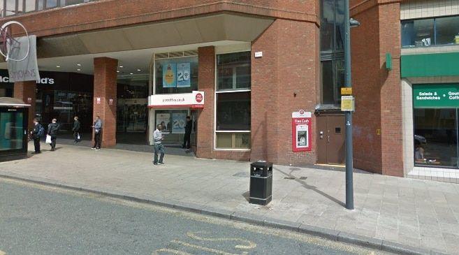 St Johns Post Office
