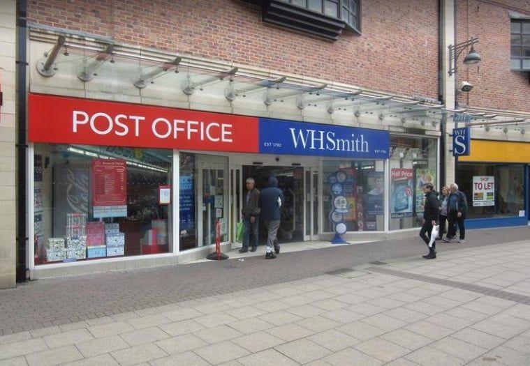 Stockton-on-Tees Post Office