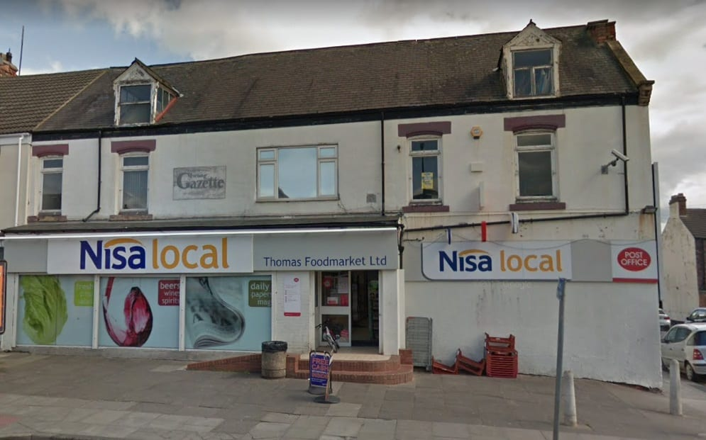 Norton Hill Post Office