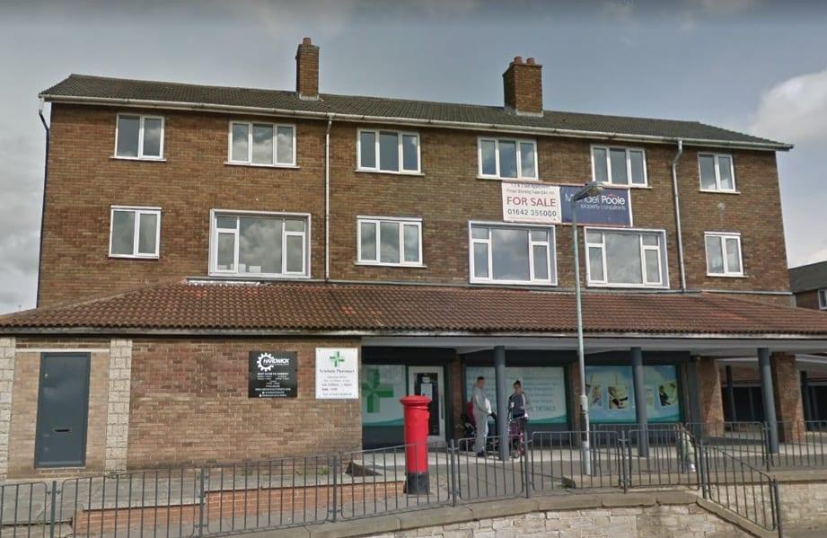 Hardwick Estate Post Office
