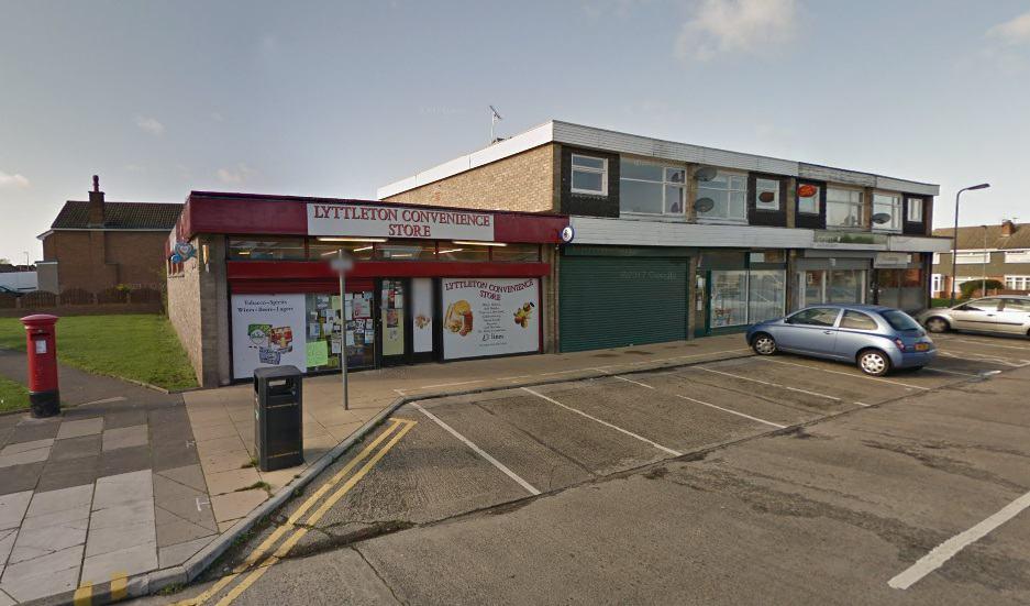 Rosehill Post Office