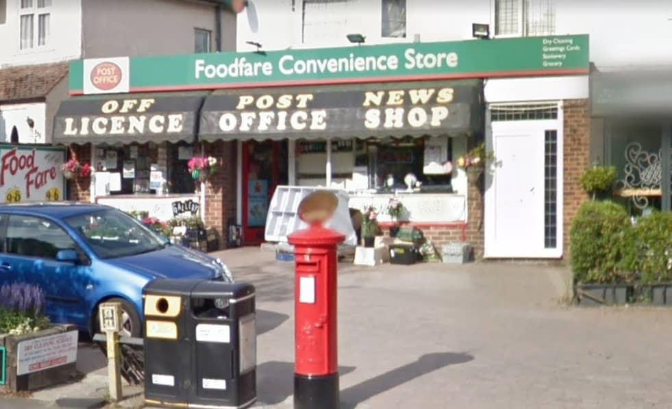 Watford Road Post Office