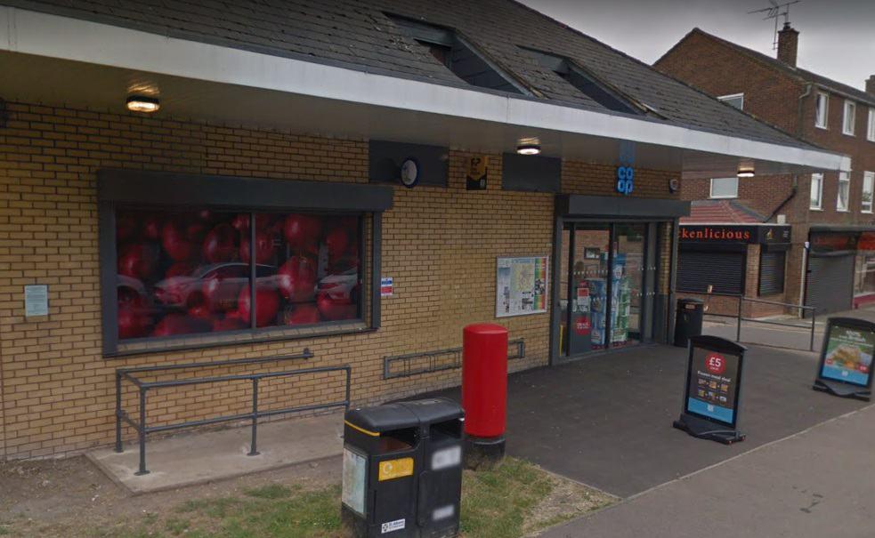 London Colney Post Office