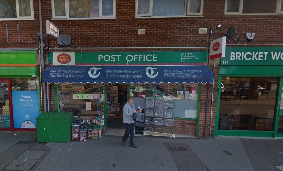 Bricket Wood Post Office