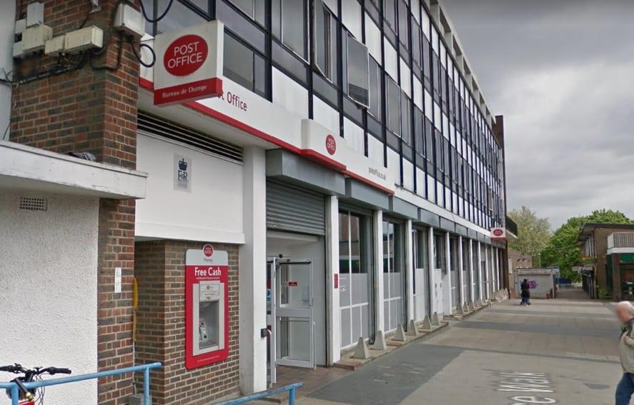 Harlow Post Office