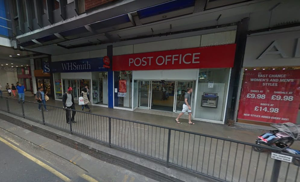 Wood Green Post Office