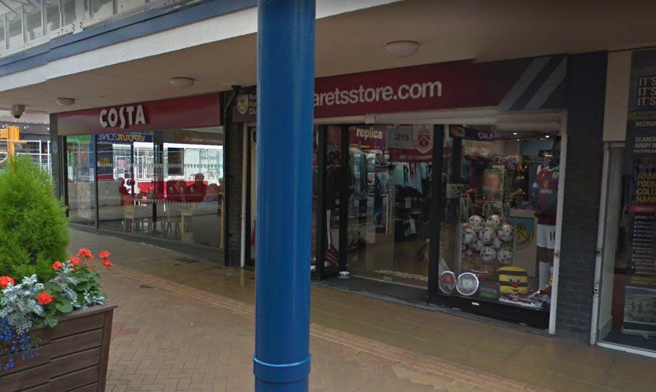 Burnley Post Office