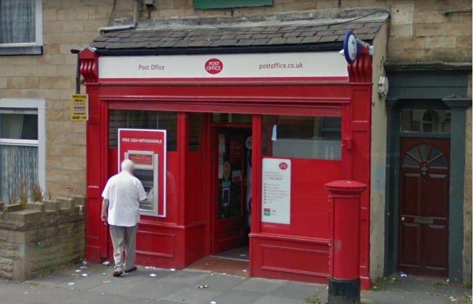 Todmorden Road Post Office