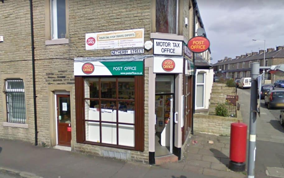 Coal Clough Lane Post Office