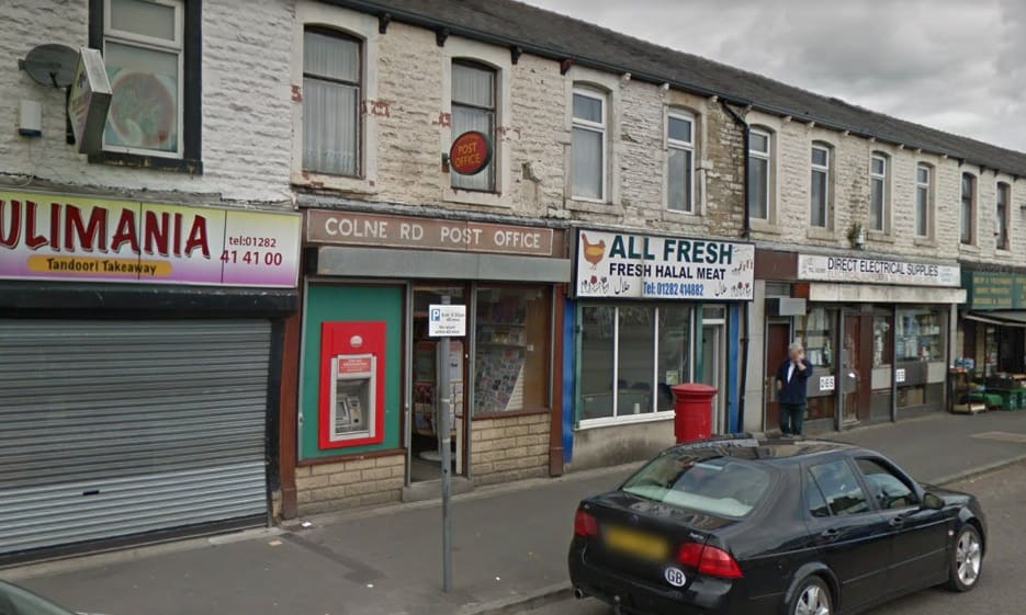 Colne Road Post Office