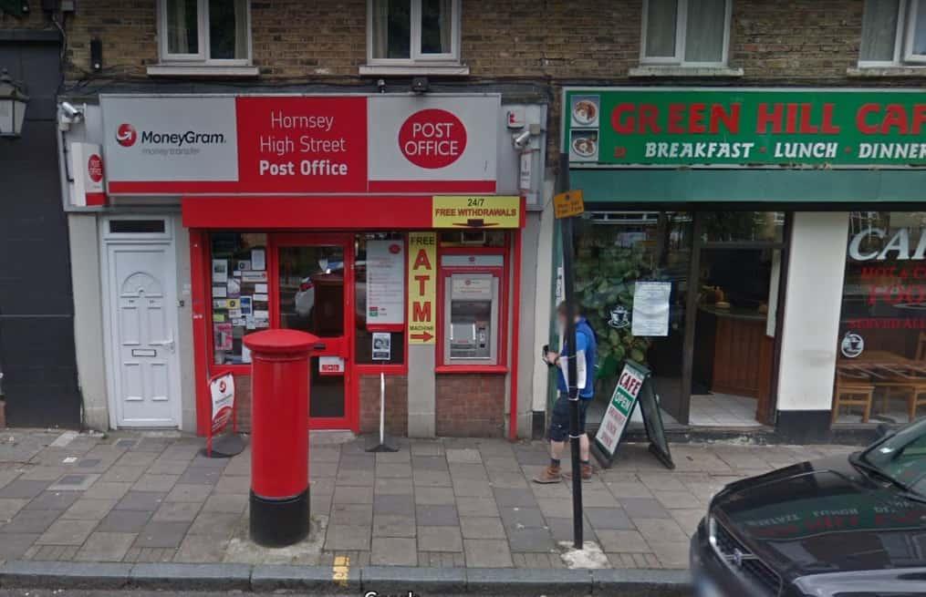 Hornsey Post Office