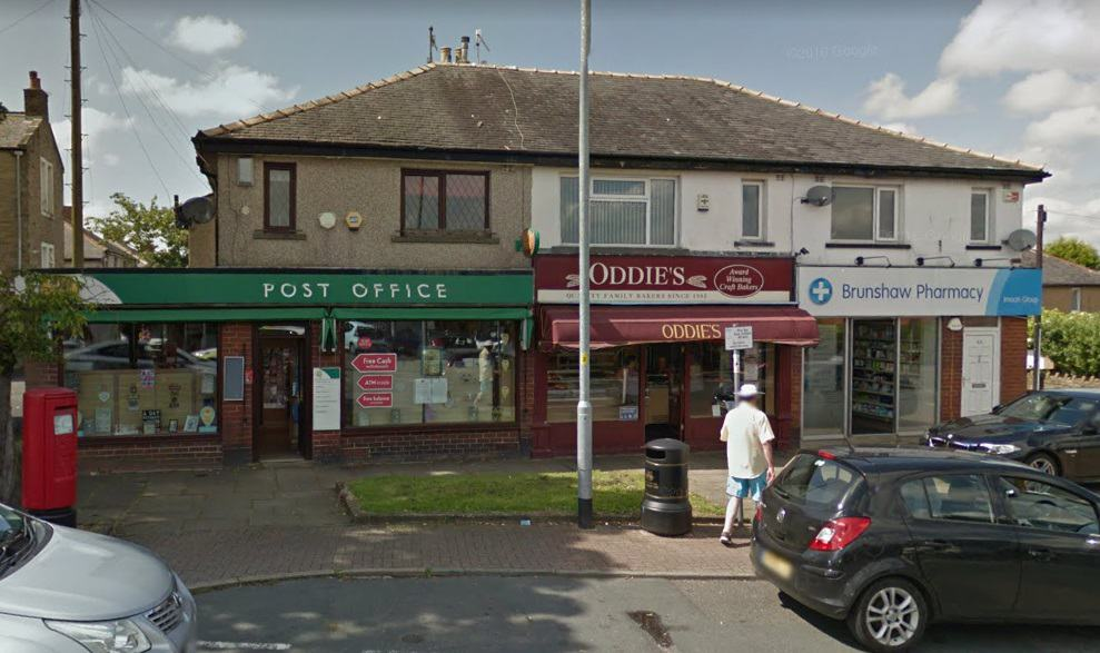 Pike Hill Post Office