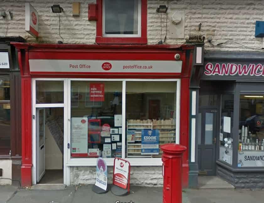 Rosegrove Post Office