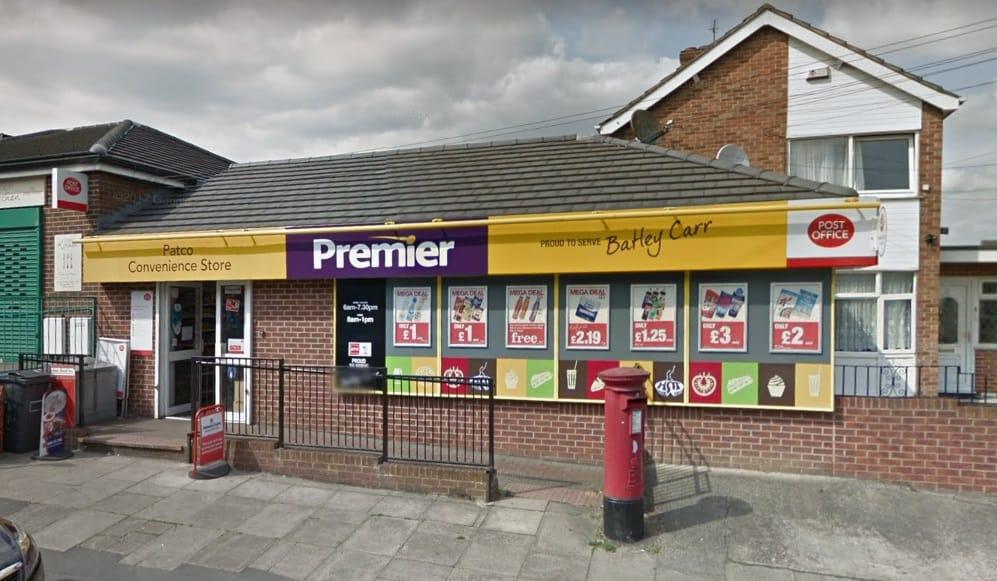Batley Carr Post Office