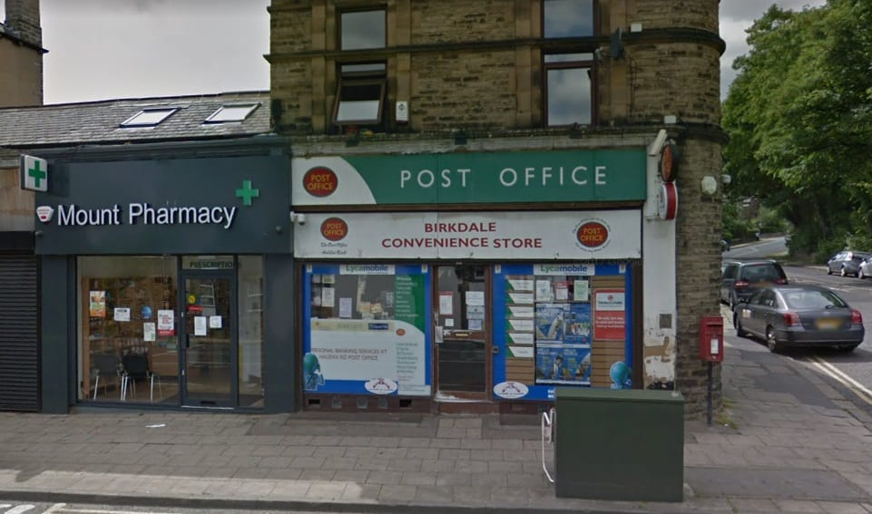 Halifax Road Post Office